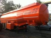 Продам бензовоз NURSAN 35 м3