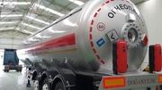 Продам газовоз цистерна DOGAN YILDIZ 57 м3