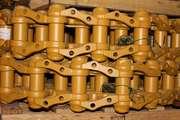 Гусеничная цепь на Komatsu D65EX-15 и Komatsu D65WX-15