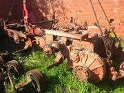 -Продаём раму от трактора ДТ-75