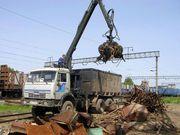 Вывоз металлолома и прием лома в Москве и Области