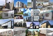 Строительство зданий различного назначения и домов из железобетона