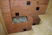 Печь - Каменка для бани.