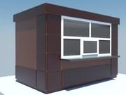 Строительство киосков из композитных материалов.