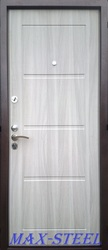 МДФ накладки на металлические двери.