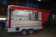 Изготовление и ремонт автолавок в Краснодаре