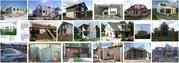 Готовые дома и здания из железобетонных изделий с доставкой и монтажом