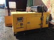 -Продаём дизельную электростанцию JCB G33QX