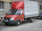 Грузоперевозки на малотонажном грузовике