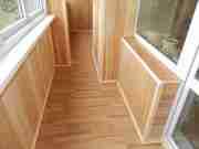 Обшивка балкона,  лоджии,  утепление. Красноярск