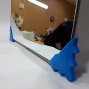 Уголки для стекла и зеркал