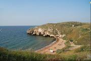 Продам участок в Крыму для дачи. Щелкино.  12 соток