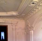 Штукатурка стен,  потолков. Отделка внутренняя,  фасады. Красноярск.